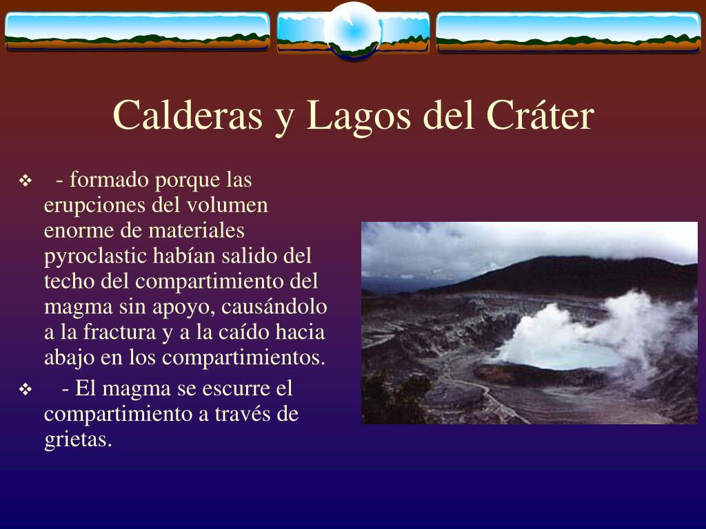 Calderas y Lagos del Cr