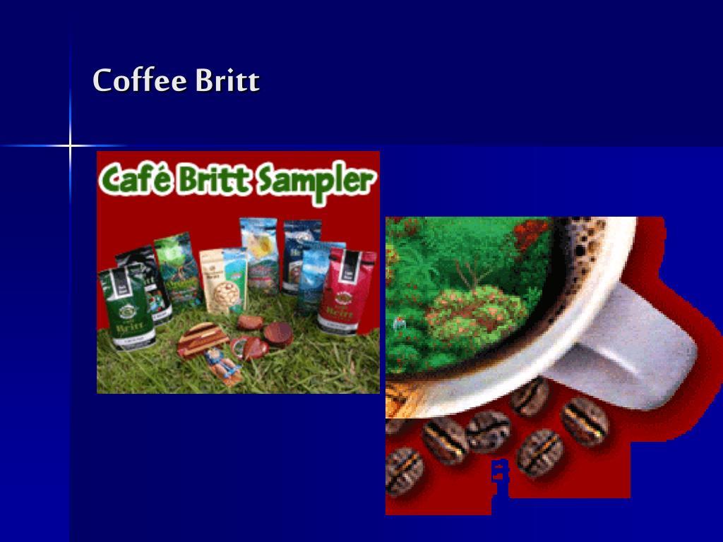 Coffee Britt