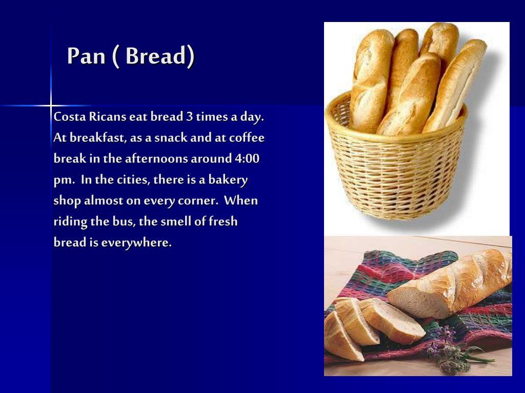 Pan ( Bread)