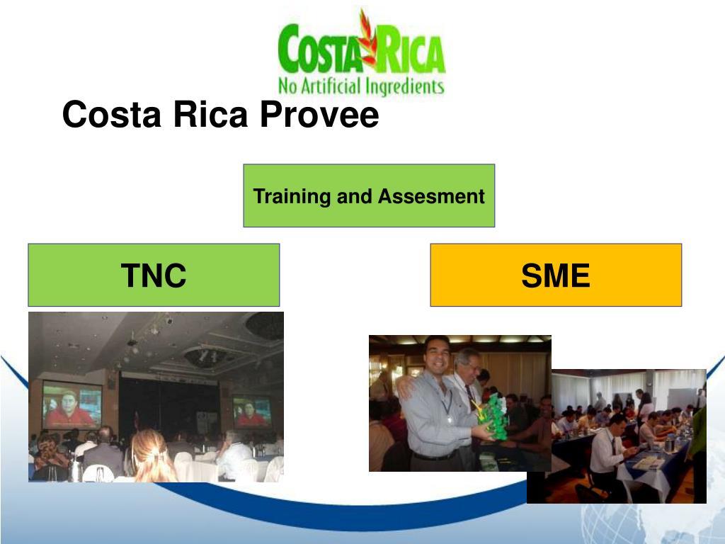 Costa Rica Provee