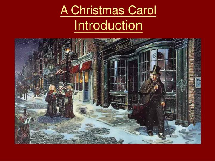 introduction to a christmas carol essay A christmas carol essay - no fails with our high class essay services qualified scholars working in the service will do your task within the deadline instead of.