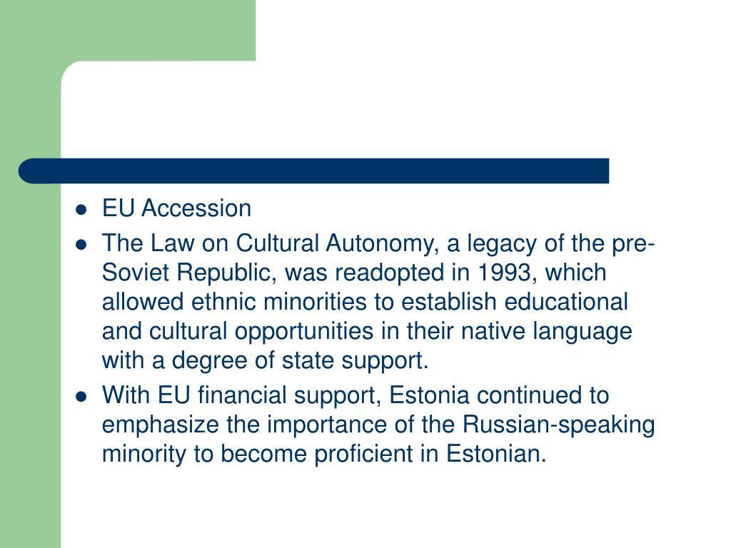 EU Accession