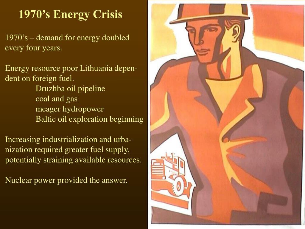 1970's Energy Crisis