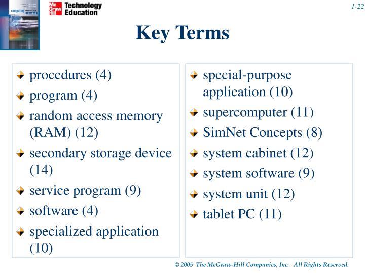 procedures (4)