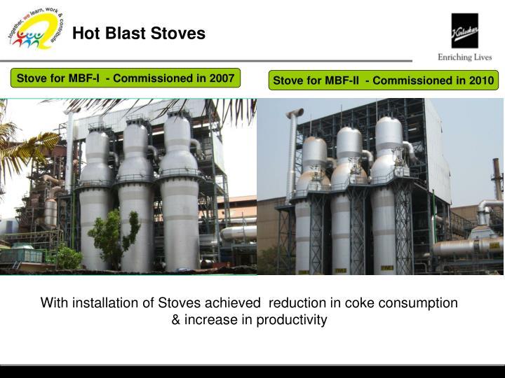Hot Blast Stoves
