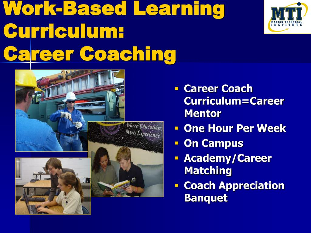 Work-Based Learning Curriculum: