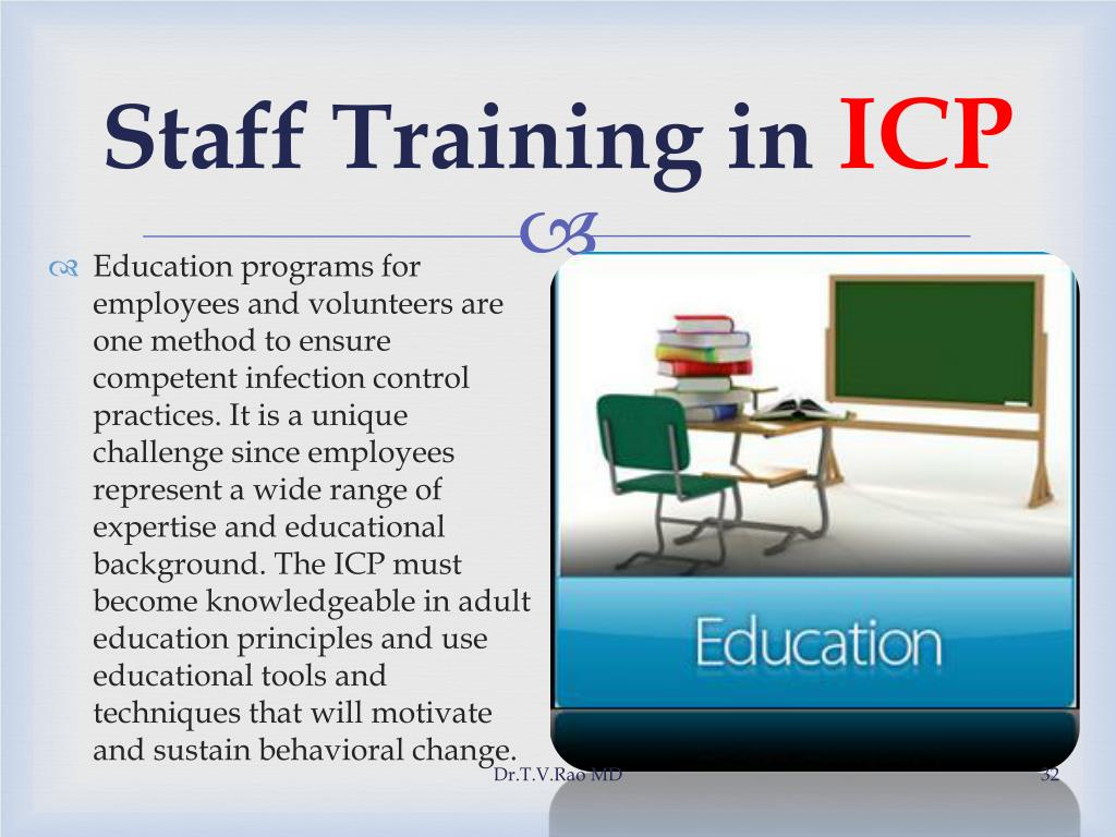 Staff Training in