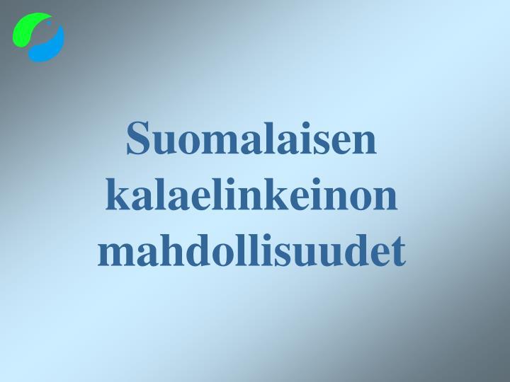 Suomalaisen
