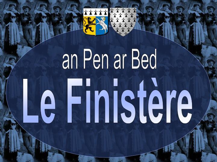 an Pen ar Bed