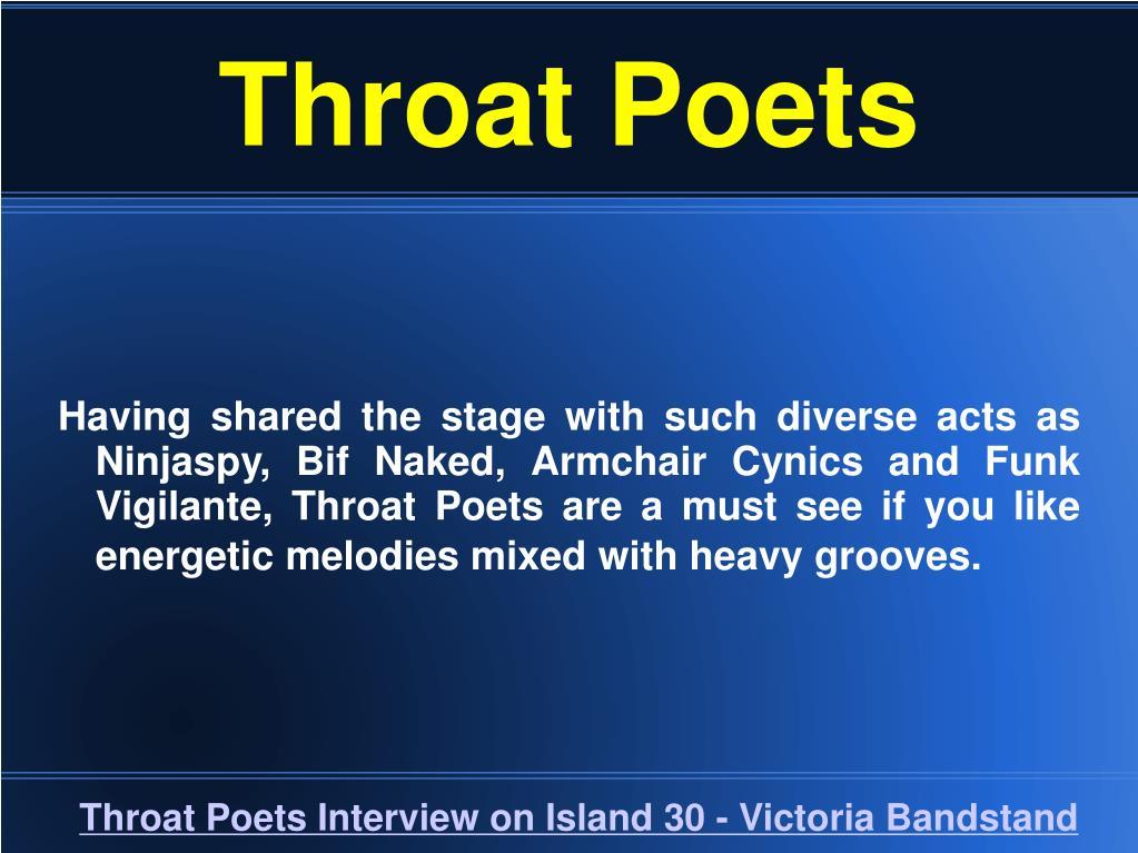 Throat Poets