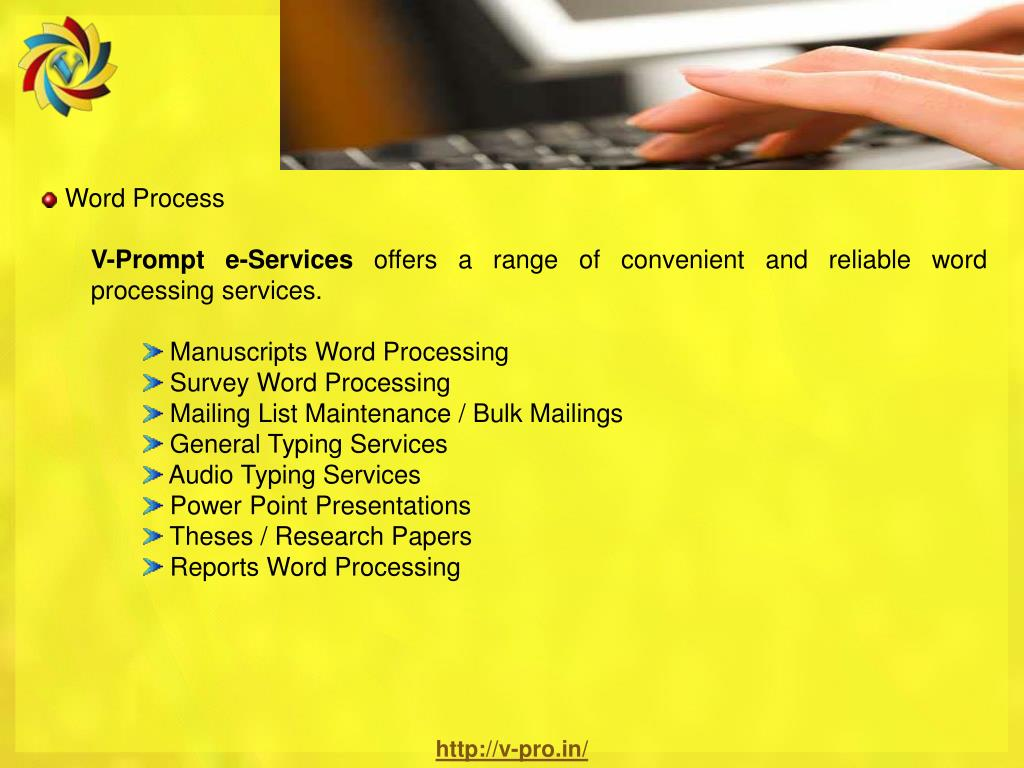 Word Process