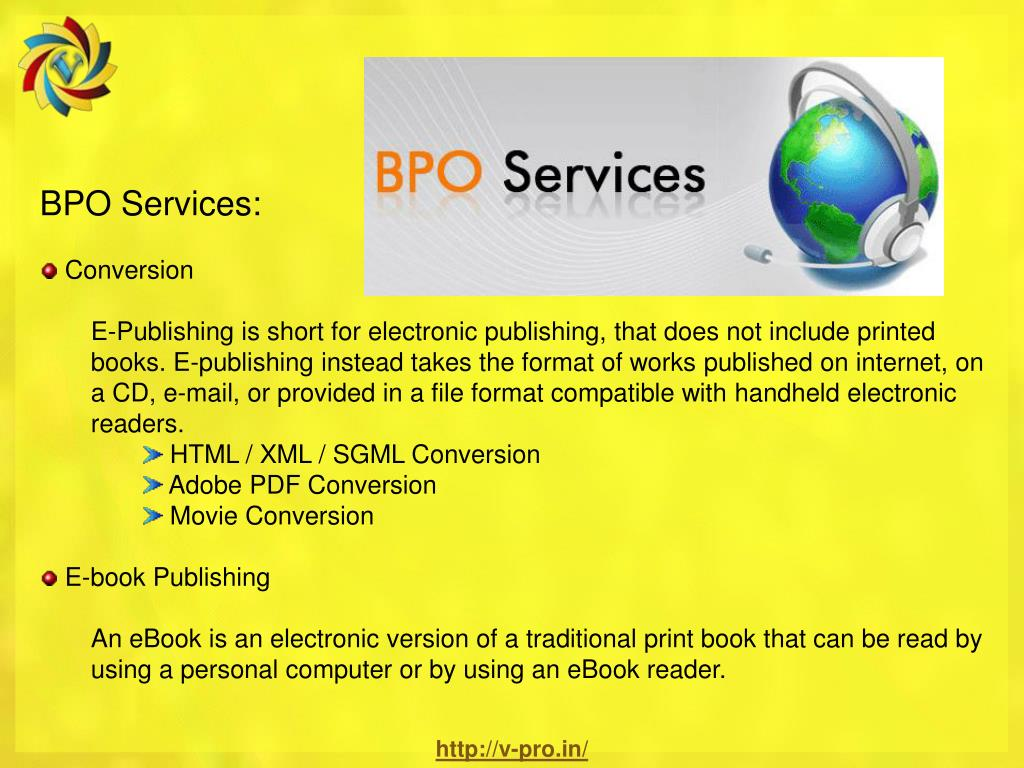 BPO Services: