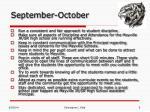 september october