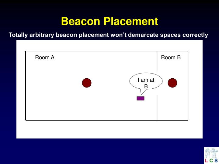 Beacon Placement