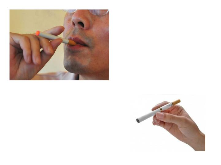 Now you can smoke indoors again with an electronic cigarette