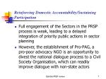 reinforcing domestic accountability sustaining participation7