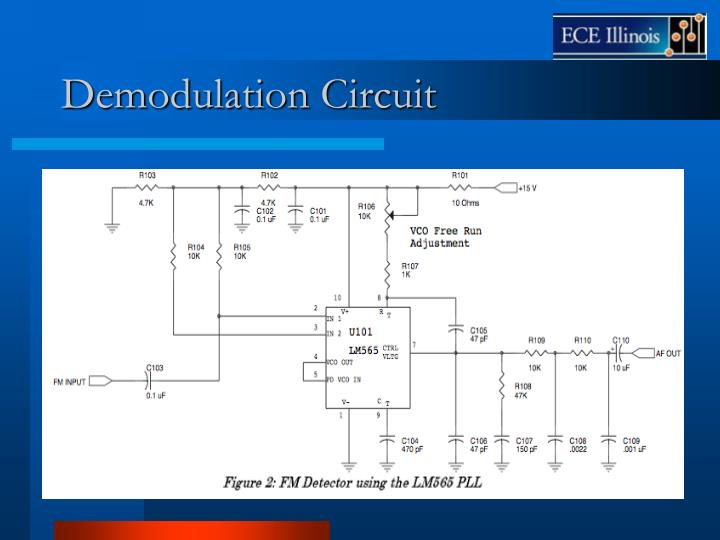 Demodulation Circuit