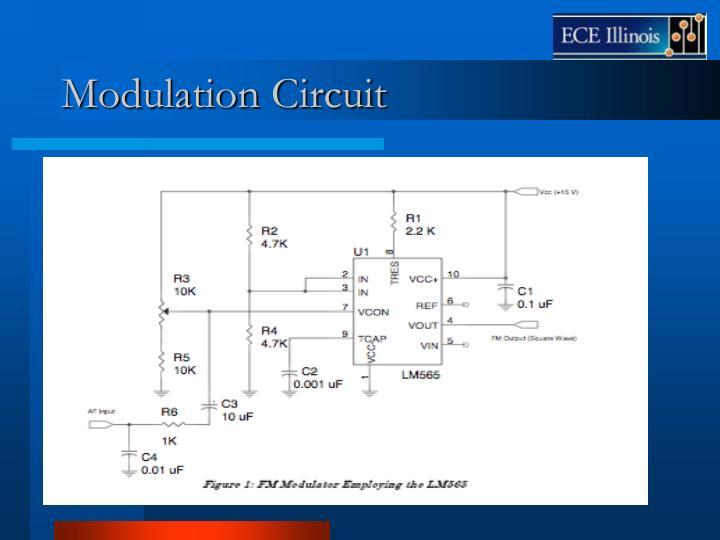 Modulation Circuit