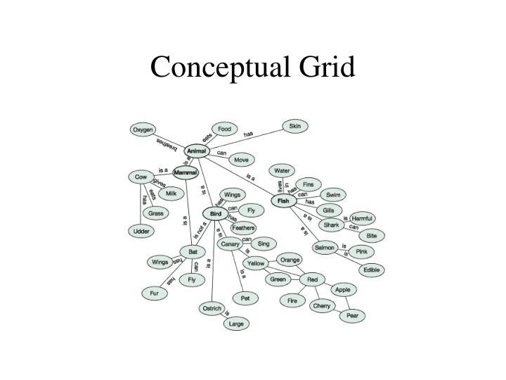 Conceptual Grid