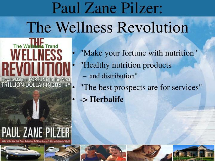 Paul Zane Pilzer: