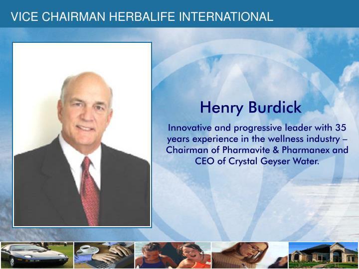 Henry Burdick