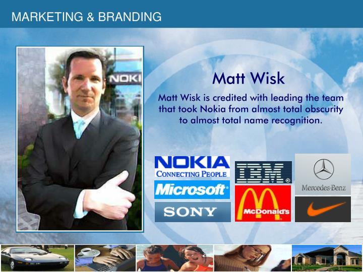 Matt Wisk