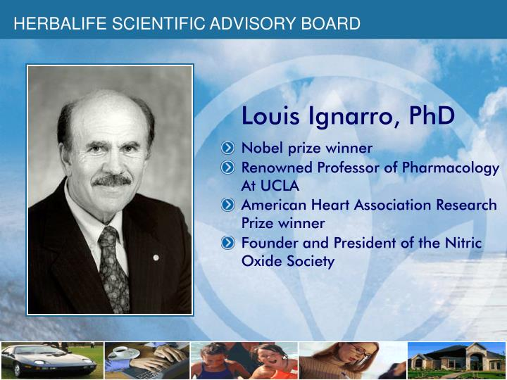Louis Ignarro, PhD