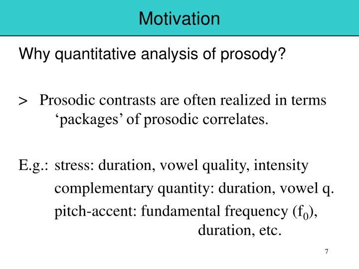 Quantitative analysis forex trading