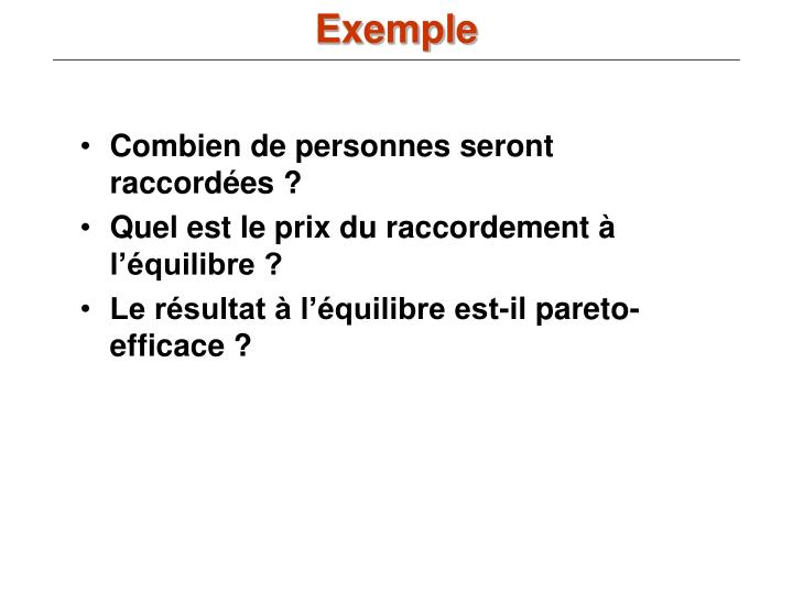 Exemple