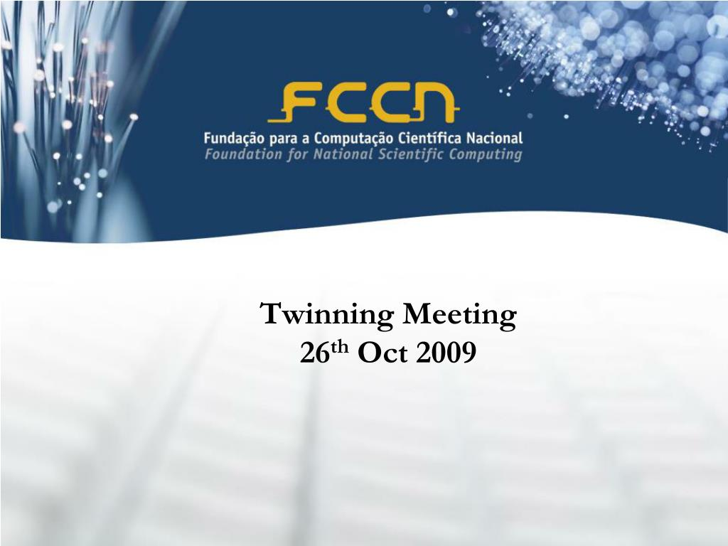 Twinning Meeting