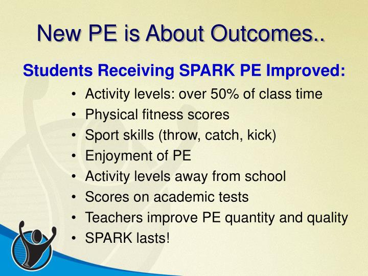 New PE is About Outcomes..