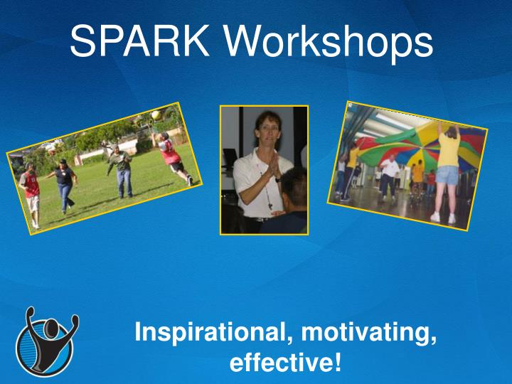 SPARK Workshops