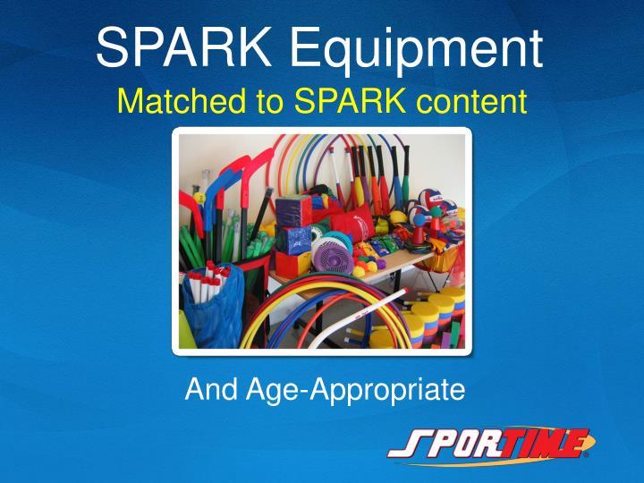 SPARK Equipment