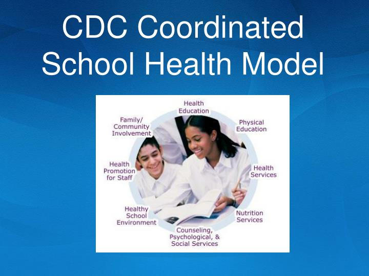 CDC Coordinated School Health Model