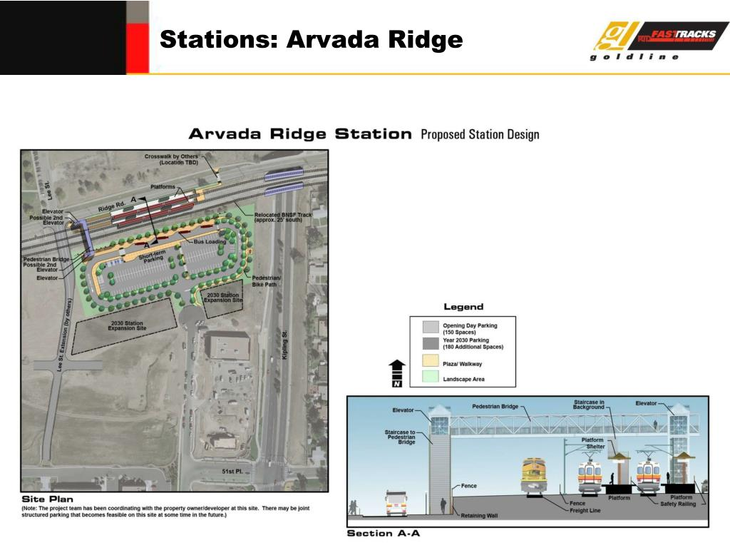 Stations: Arvada Ridge