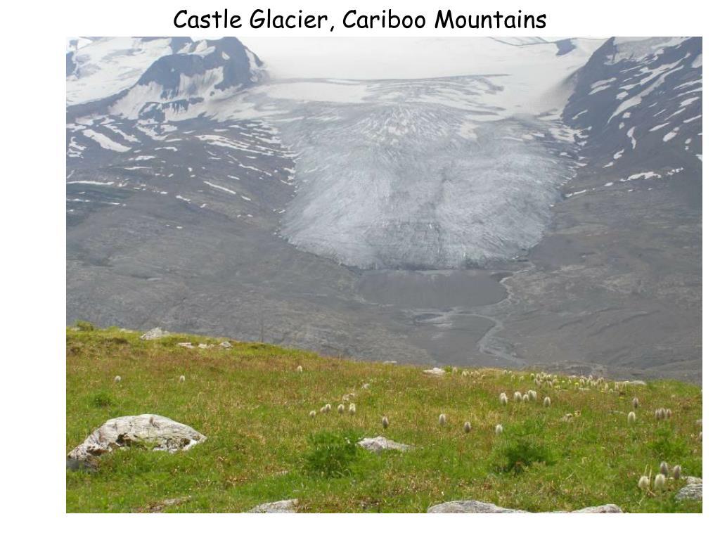 Castle Glacier, Cariboo Mountains