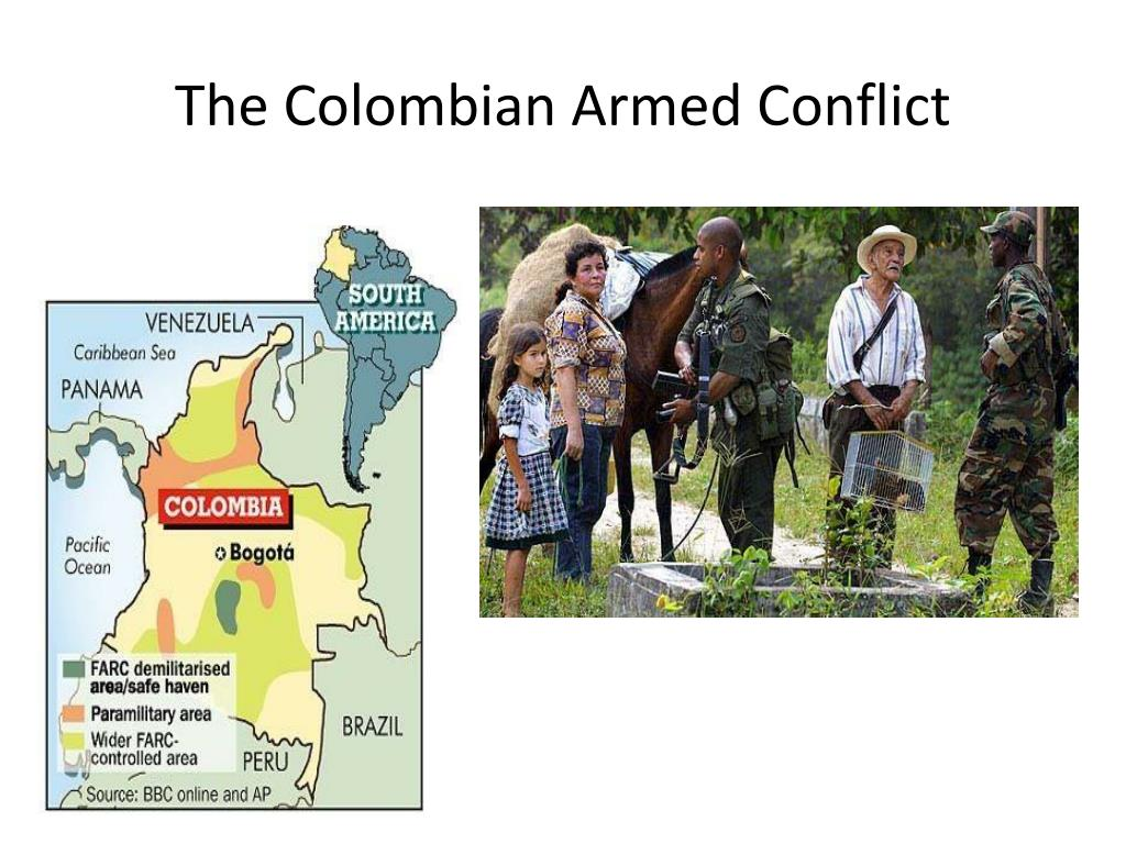 The Colombian Armed Conflict