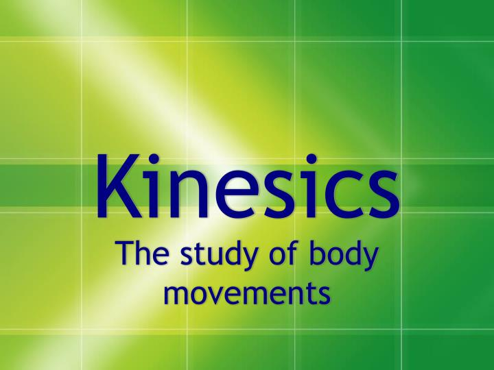 kinetics and context essays on body-motion communication Kinesics and context essays on body motion communication university of pennsylvania publications in conduct and communication kinesics and context: essays on body motion communication , kinesics and context:.