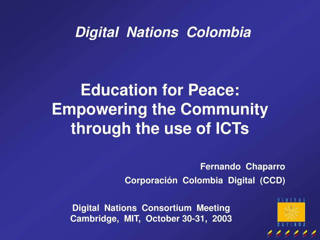 Digital  Nations  Colombia