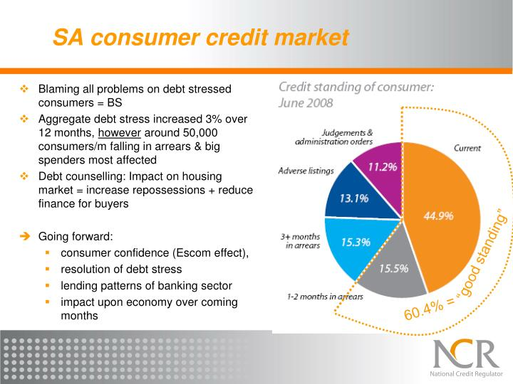 Blaming all problems on debt stressed consumers = BS