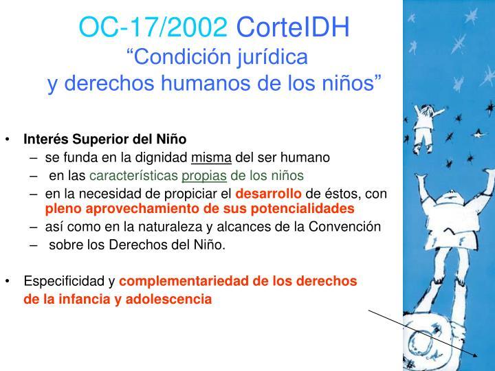 OC-17/2002