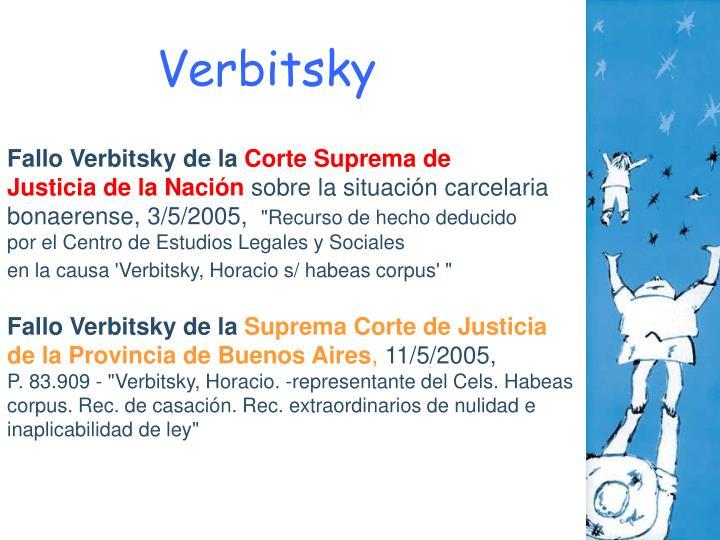 Verbitsky