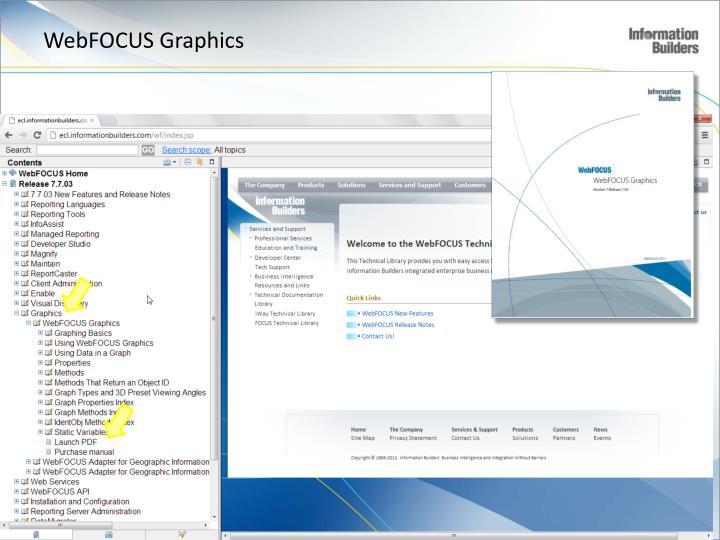 WebFOCUS Graphics