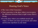 hearing god s voice23