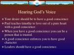hearing god s voice27