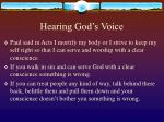 hearing god s voice29
