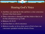 hearing god s voice35