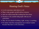 hearing god s voice36