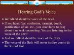 hearing god s voice39