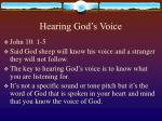 hearing god s voice42